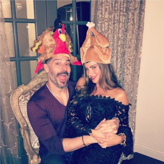 Celebrity Thanksgiving Pictures 2016