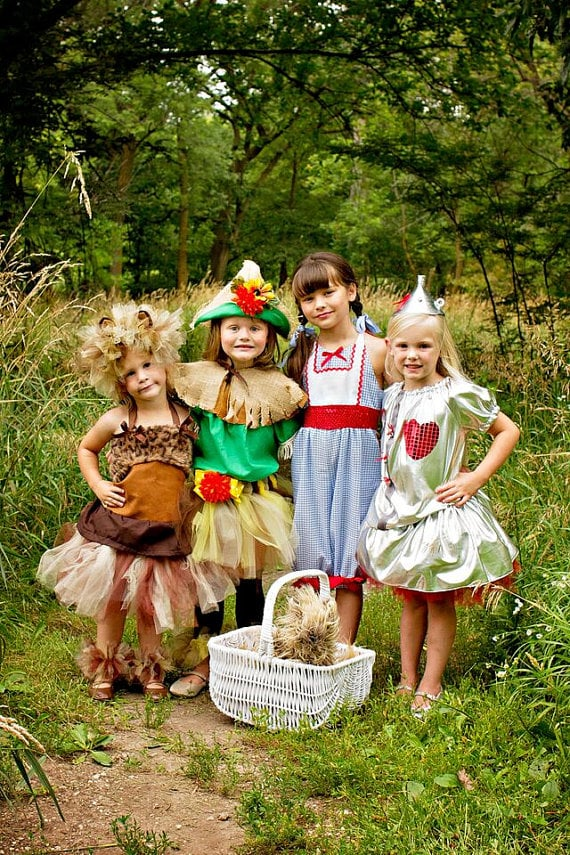 coordinating sibling costumes for halloween popsugar moms - Kids At Halloween