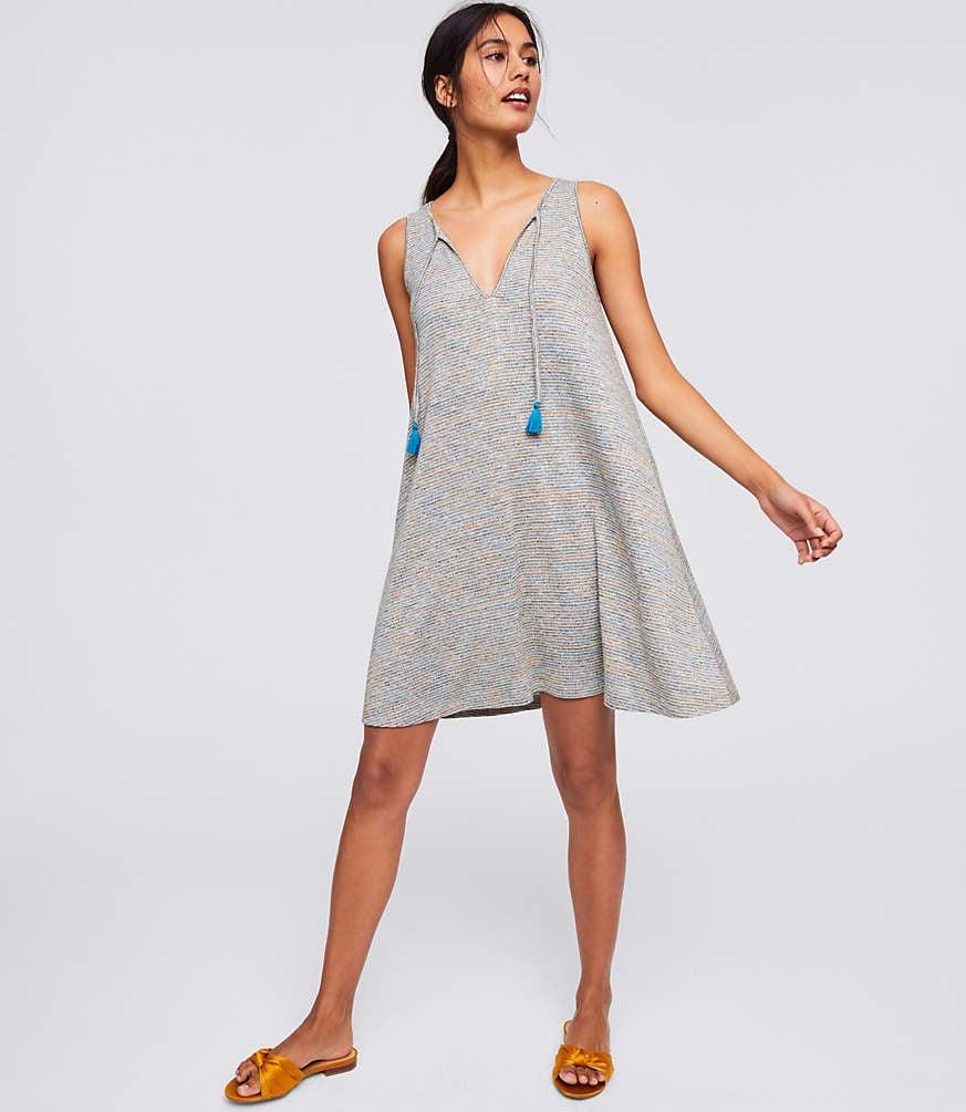 ca011d8bca Spring Dresses From Loft   POPSUGAR Fashion