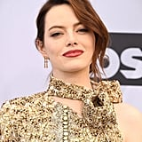 Emma Stone's Berry Lips