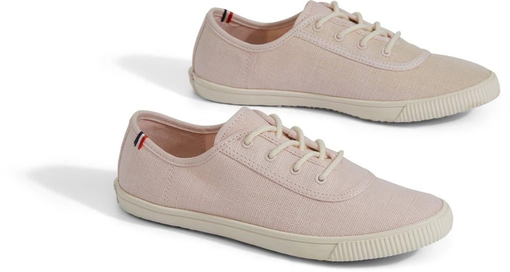 8a633ec835e Clare V. Canvas Carmel Sneakers