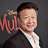 Tzi Ma at the World Premiere of Mulan in LA