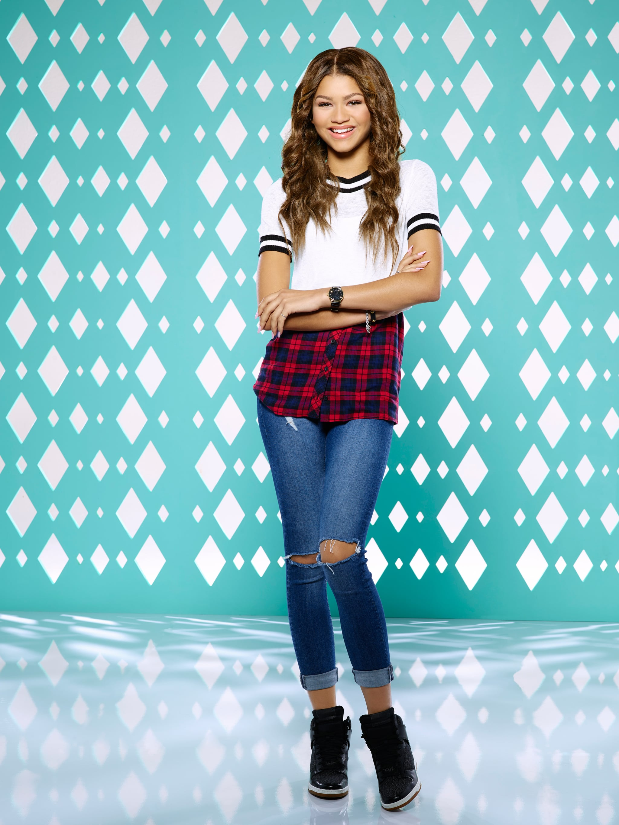 Zendaya quits disney channel popsugar celebrity uk share this link stopboris Choice Image