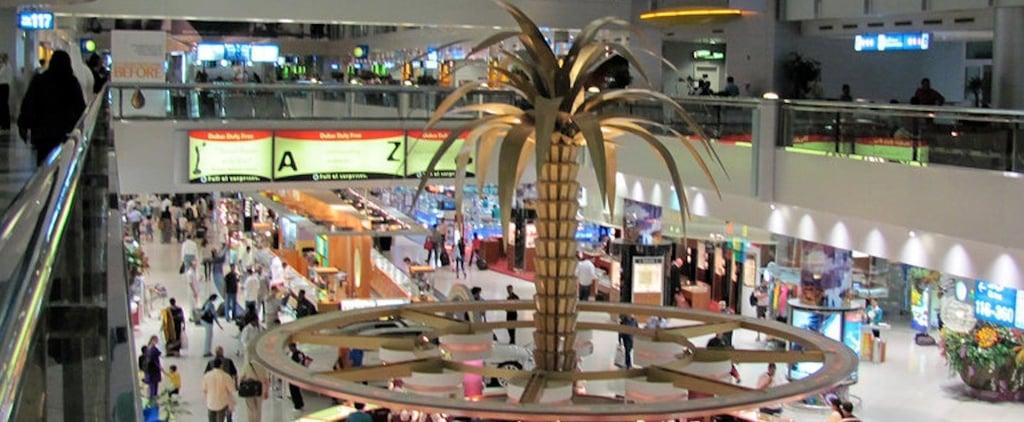 إغلاق المدرج الجنوبي لمطار دبي الدولي 2018