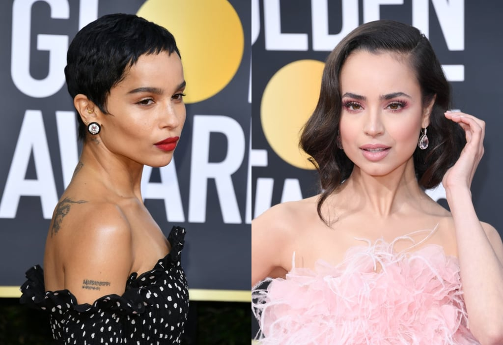 Best Hair and Makeup at the Golden Globes 2020