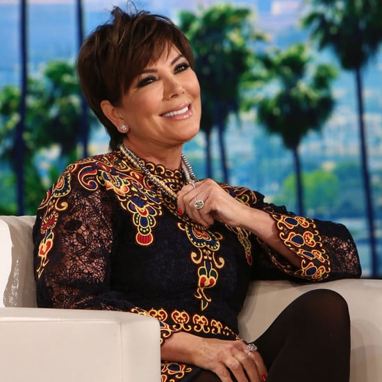 Kris Jenner Talks About Caitlyn Jenner Dating Men on Ellen