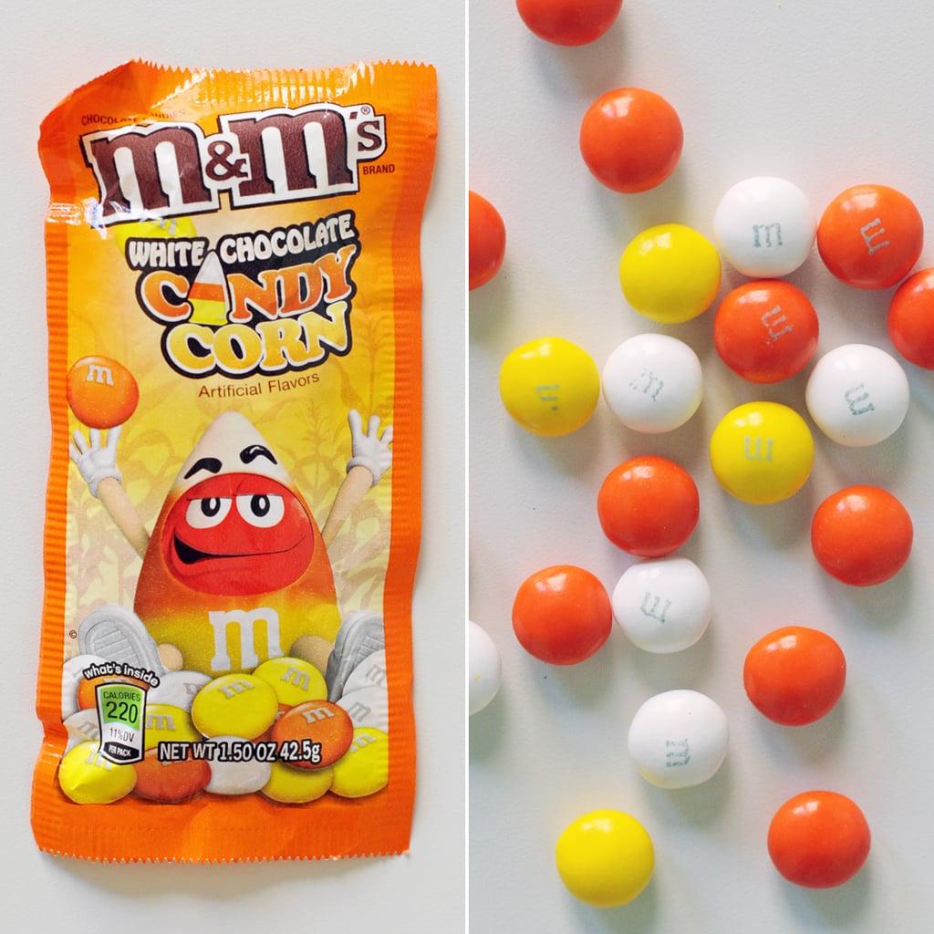 Candy Corn M&M's