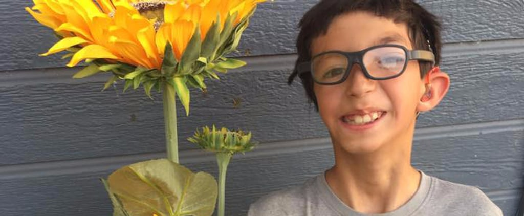 """Mom's Heartbreaking Message to Parents After Kids """"Stared and Pointed"""" at Her Son"""