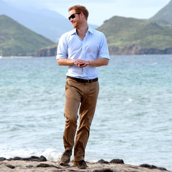 Prince Harry's Vacations