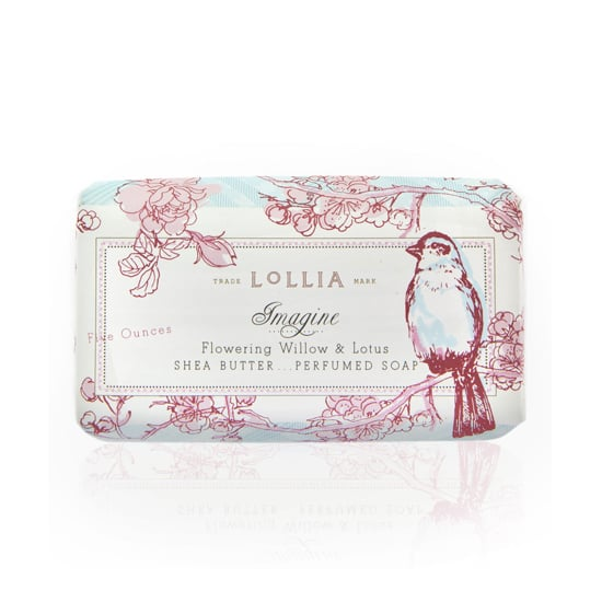 For the bride on a budget, Lollia's Imagine soap ($10) is a beautiful and pampering way to thank your bridesmaids.