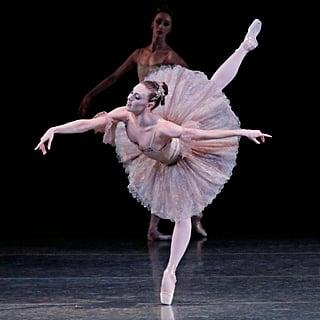Tiler Peck Full-Body Ballet Workout