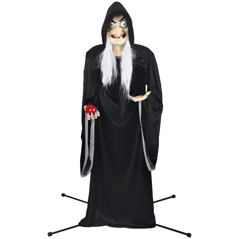 Life Size Animated KD-Snow White Old Witch-Disney ($140)