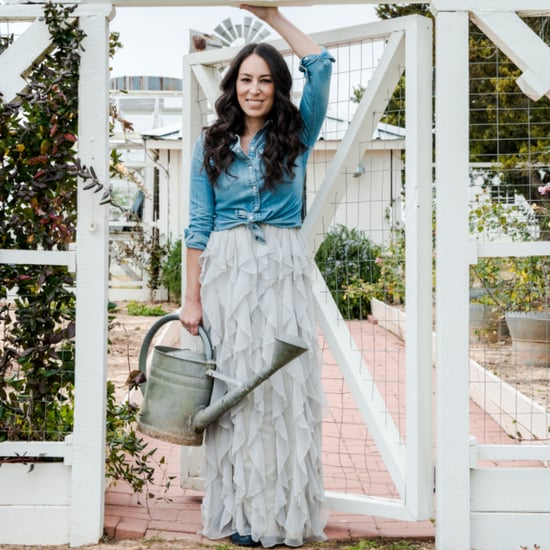 Pictures of Joanna Gaines in Darling Magazine