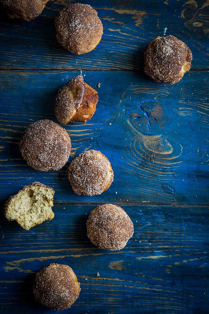 Chai-Spiced Doughnut Muffins | Homemade Baked Doughnut ...