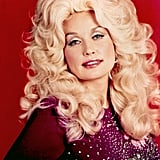 In the 1970s, Dolly Parton's Fanned-Out Curls Were Centre-Stage