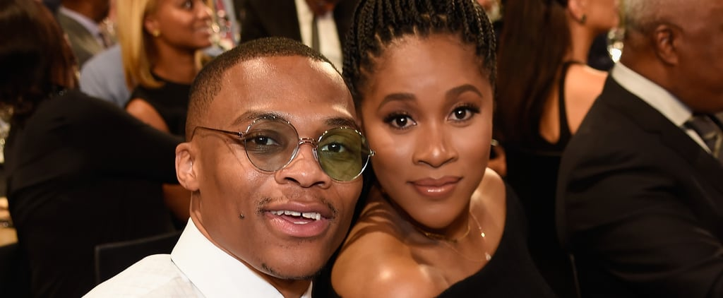 Russell Westbrook and Nina Westbrook's Cutest Photos