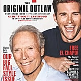 """Clint on the deeply serious reason he became an actor: """"I don't have any great pickup lines. I was never an extrovert, so I always had to have someone meet me halfway. If she was interested, we'd come together, and if not . . . when I became a movie actor and became well-known, it took care of itself. Maybe that's why I became an actor.""""  Scott on his childhood: """"[My mom] was definitely a little more understanding. You get the law laid down, you know, the ax. I look at it like weapons in my war chest now. He made me hustle, and claw, and fight. That's all stuff you want. You want that drive."""""""