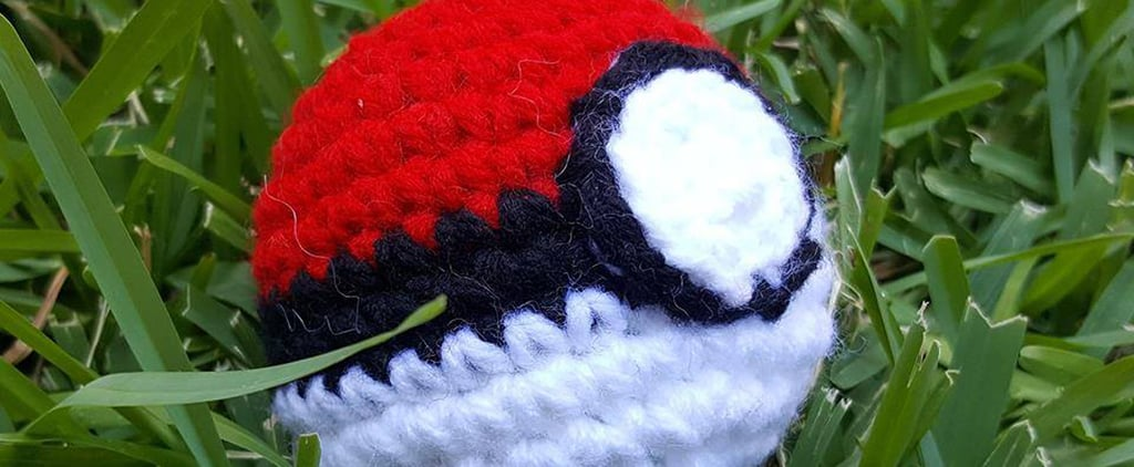 A Woman Is Using Crochet to Surprise Pokémon Go Trainers and It's the Best Thing Ever