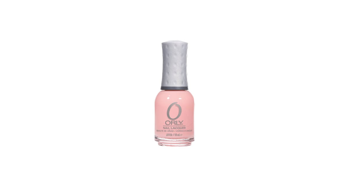 Orly Nail Lacquer in First Kiss, $18.95   Top 10 Nail Polishes to ...