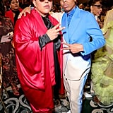 Brittany Howard and Lena Waithe at the 2020 Essence Black Women in Hollywood Luncheon