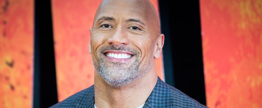 Dwayne Johnson on Being a Princess and His Baby's Birth