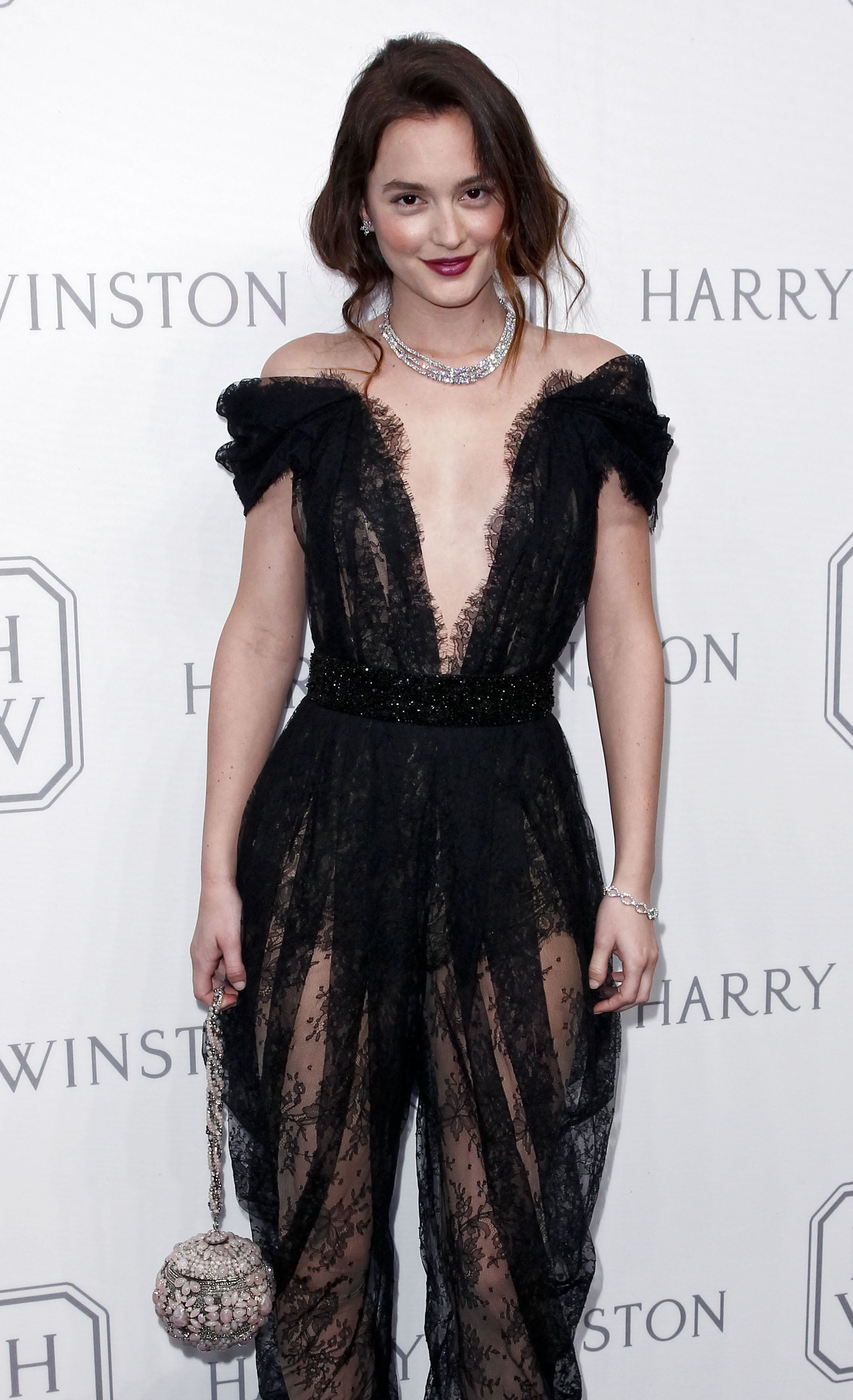 Pictures of Halle Berry and Leighton Meester at Court of Jewels : POPSUGAR Celebrity UK