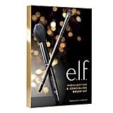 ELF Holiday Highlighting & Concealing Duo Brush Set