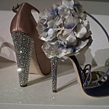 Check out these gorgeous Spring heels by Brian Atwood.