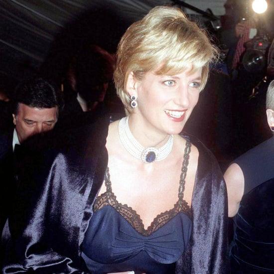 Princess Diana's Met Gala Dress