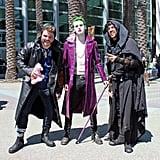 Suicide Squad Crew