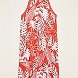 Old Navy Printed Sleeveless Jersey Swing Dress