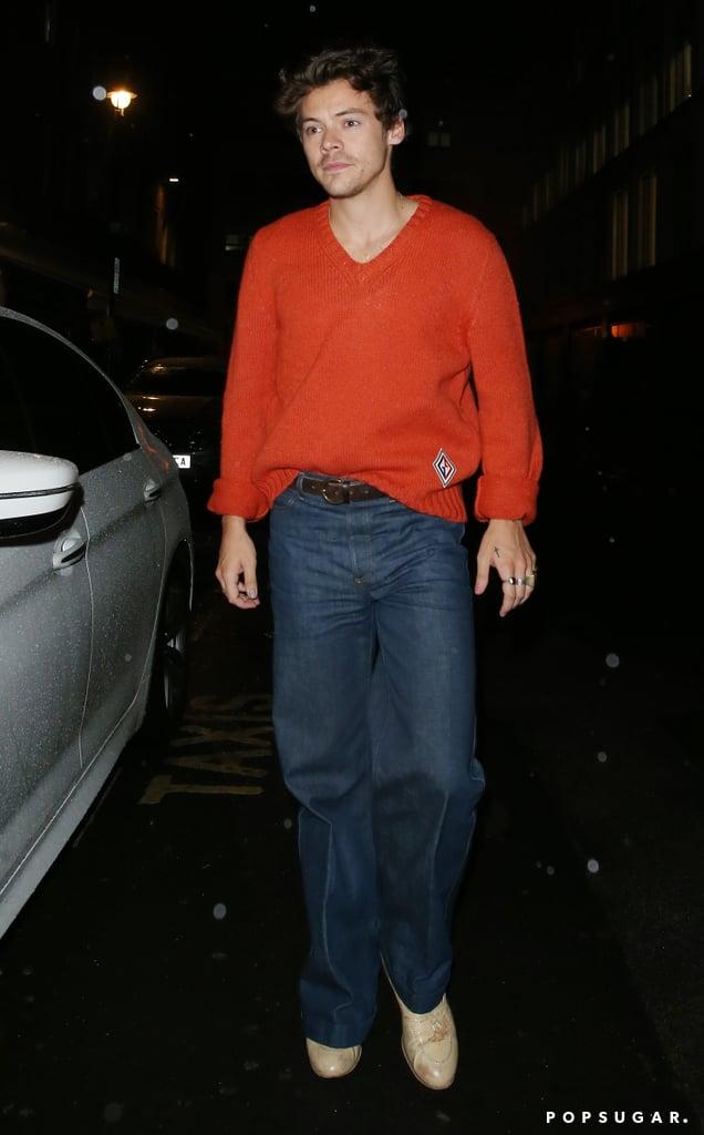 Harry Styles in October 2019
