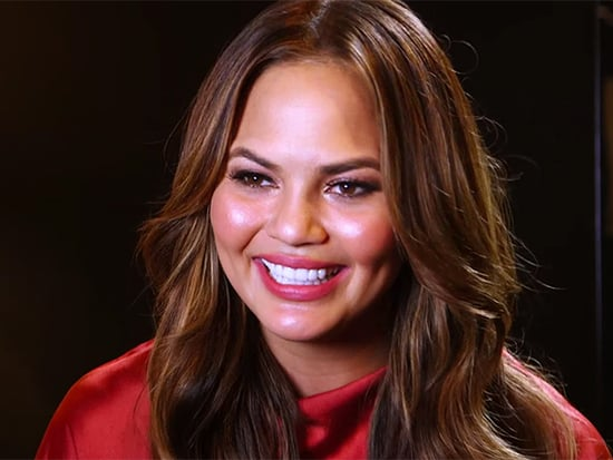 Chrissy Teigen: 'I'm Not Exactly Comfortable Being Naked Yet with My Post-Baby Body'