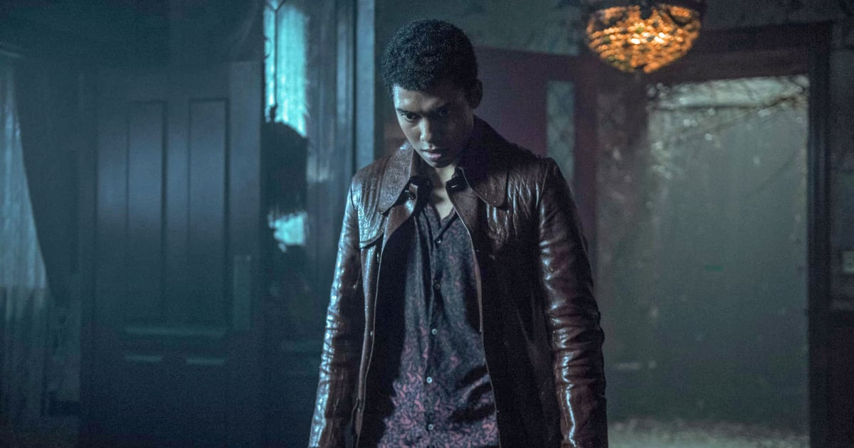 Chance Perdomo Chilling Adventures Of Sabrina Interview