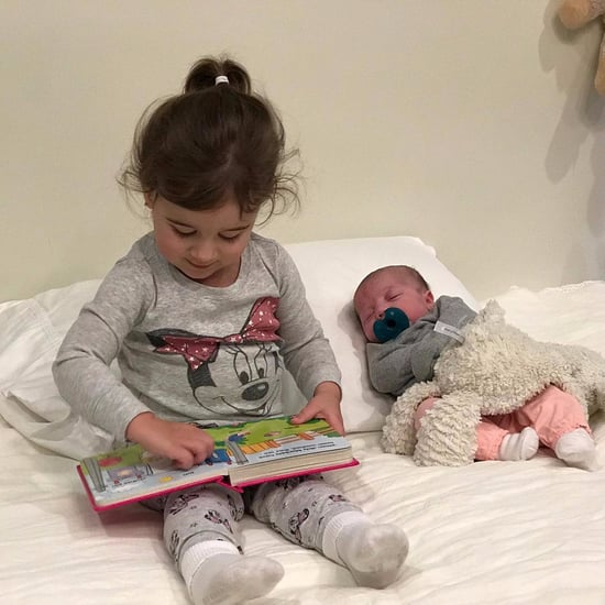 Pictures of Kevin and Danielle Jonas's Daughter Valentina