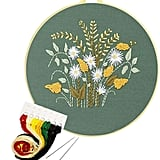 Nuberlic Embroidery Kit for Adults
