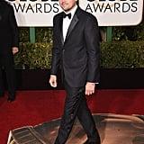 Leonardo DiCaprio at 2016 Golden Globe Awards