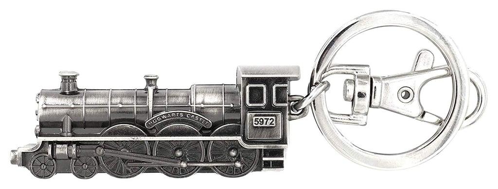 Hogwarts Express Pewter Key Ring