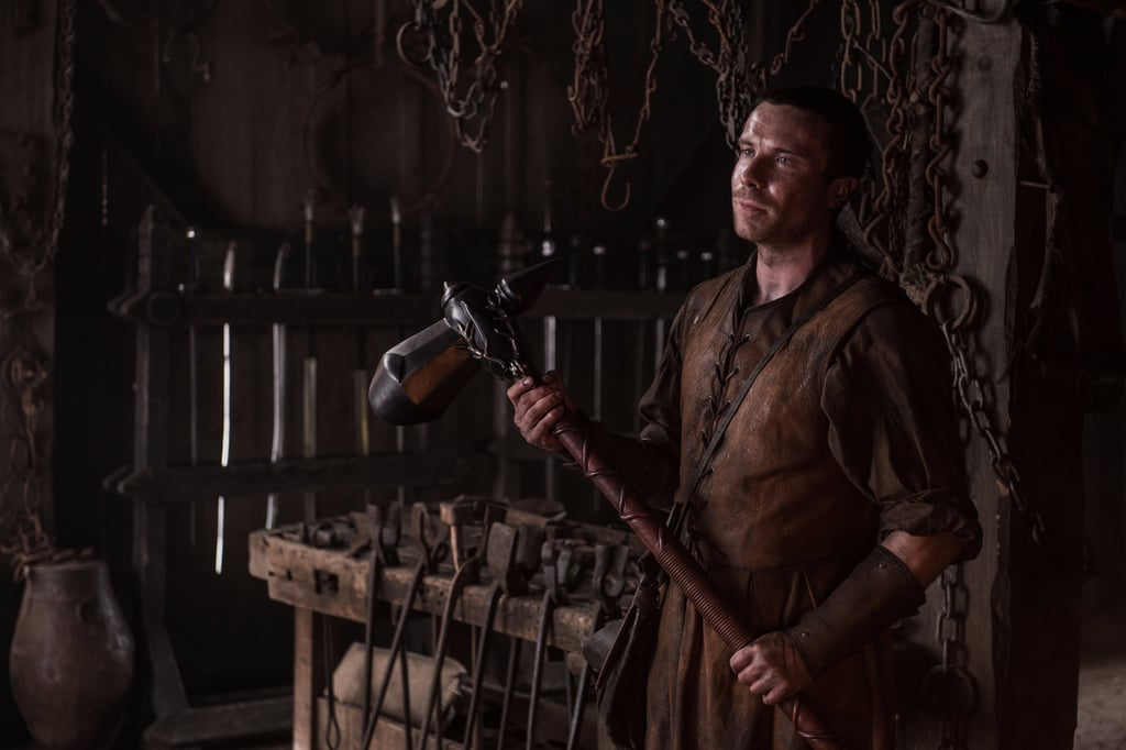 Gendry's Return on Game of Thrones Reactions