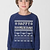 Kids' Ugly Hanukkah Sweater