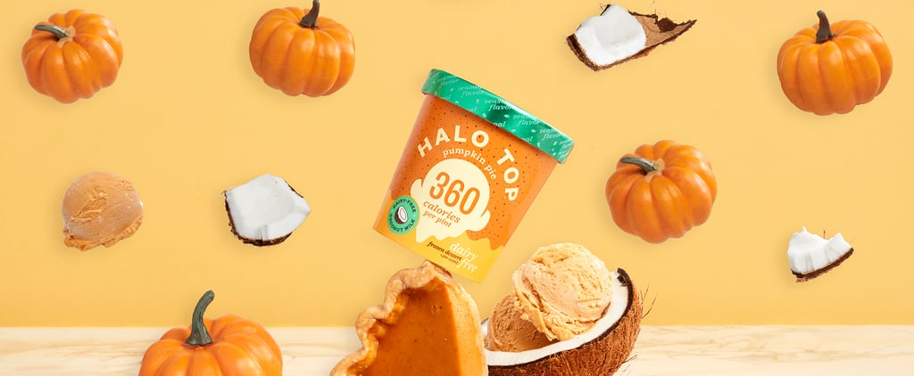 Halo Top Vegan Pumpkin Pie