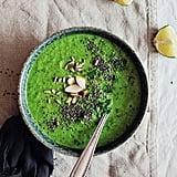 Alkalising Green Detox Soup