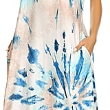 Ours Casual Tie-Dye Maxi Dress