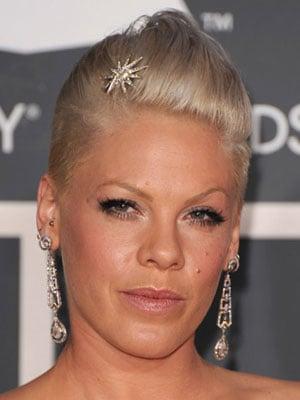 Pink at Grammys