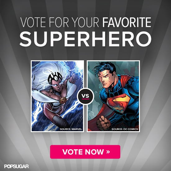 Vote For Your Favorite Superhero