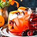 Cherry and Ginger Prosecco Spritz