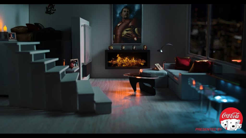 Iron Man's Manhattan Apartment
