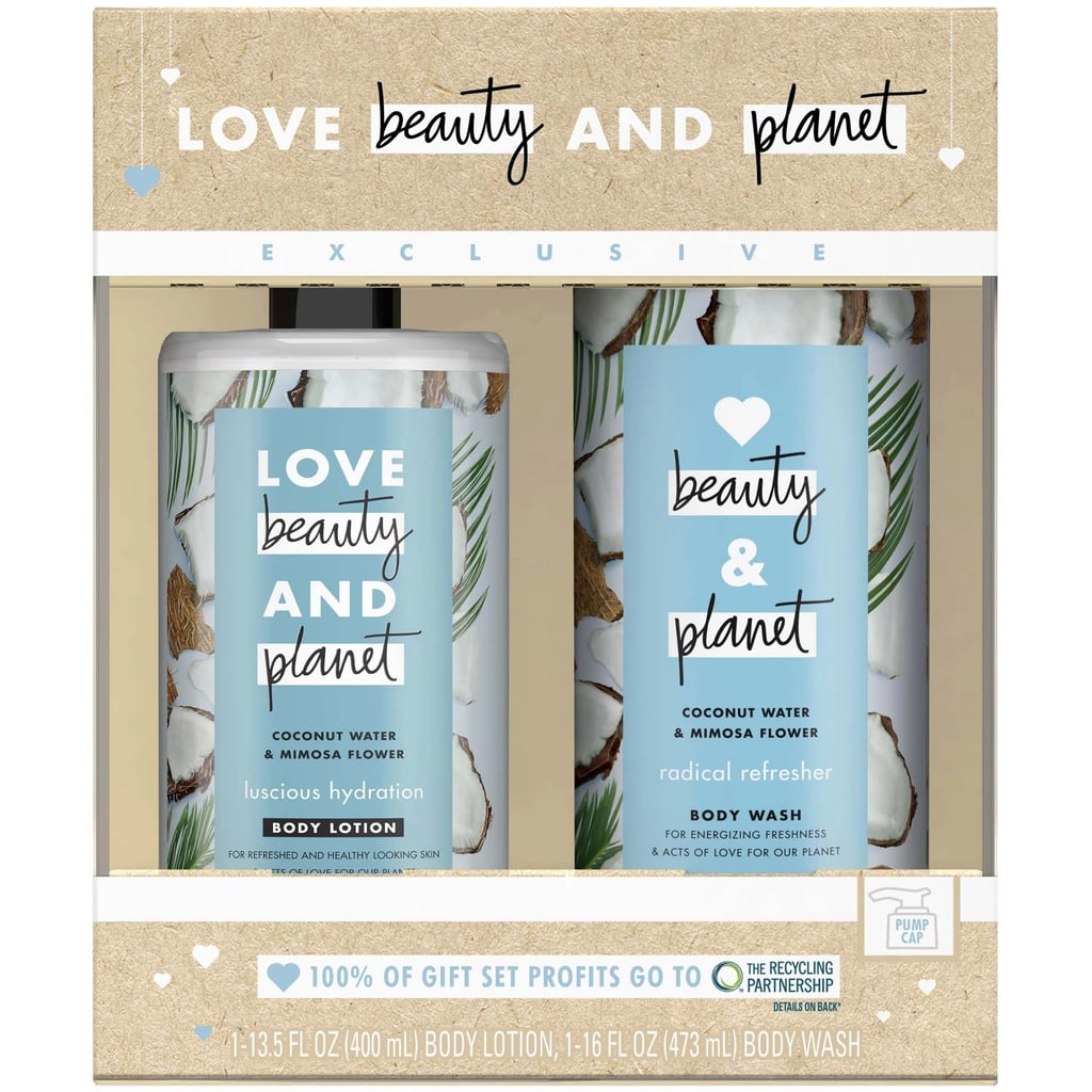 Love Beauty & Planet Bath And Body Gift Set