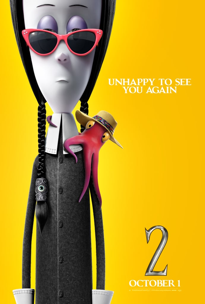 The Addams Family 2 Character Posters