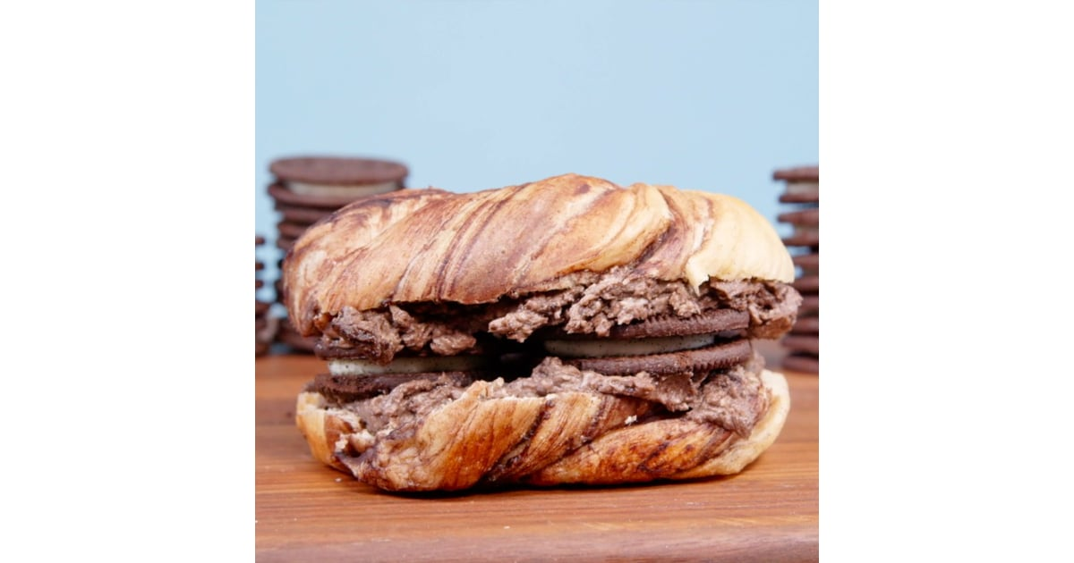 Oreo bagel recipe food video popsugar food forumfinder Gallery